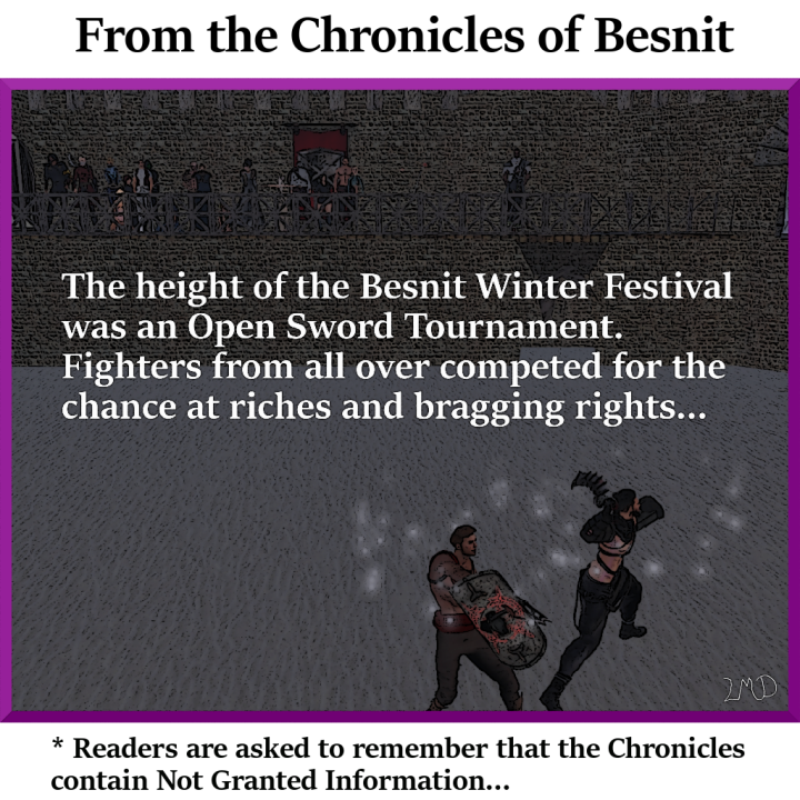 Chronicle of Besnit 030