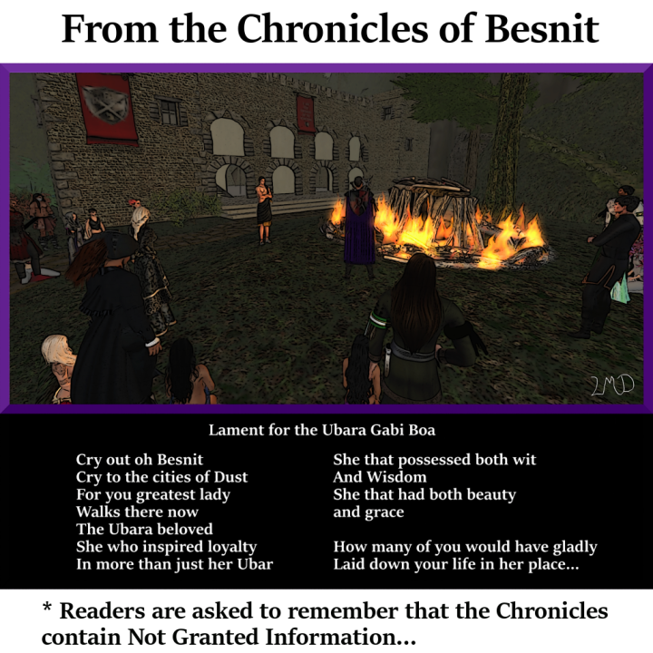 Chronicle of Besnit 032