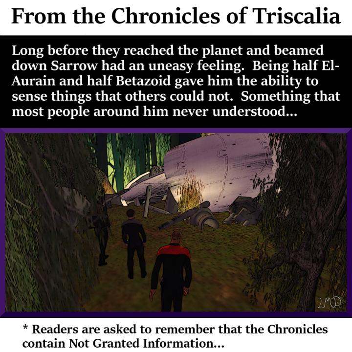 Chronicle of Triscalia 011